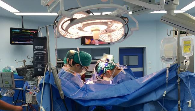 Singapore Coronary Artery Bypass