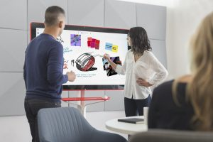 Interactive Digital Whiteboard