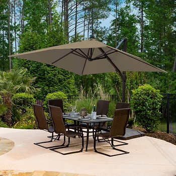 The Modern Patio Umbrella and Trends Towards Market Umbrellas