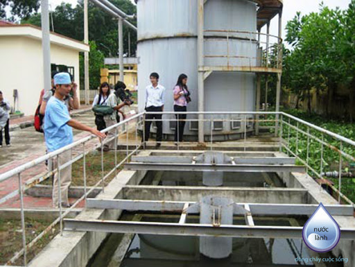 sewage waste water